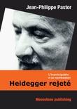 Heidegger rejeté