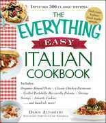 The Everything Easy Italian Cookbook