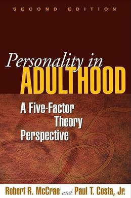 Personality in Adulthood, Second Edition