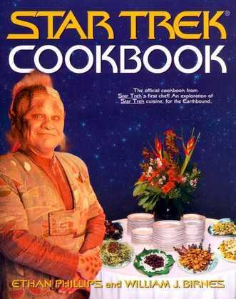 The Star Trek Cookbook