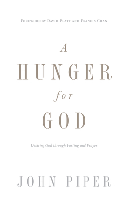 A Hunger for God (Redesign)