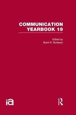 Communication Yearbook 19