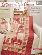Cottage-Style Charm: Simply Sweet Designs to Quilt and Embroider