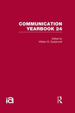 Communication Yearbook 24