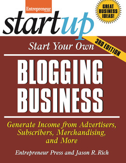 Start Your Own Blogging Business