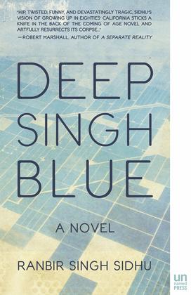Deep Singh Blue: A Novel