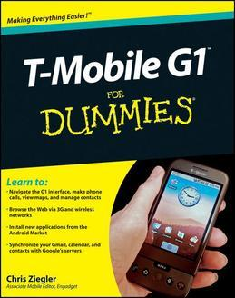 T-Mobile G1 for Dummies