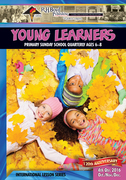 Young Learners: 4th Quarter 2015