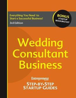 Wedding Consultant Business: Step-by-Step Startup Guide