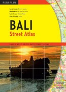 Bali Street Atlas Third Edition: Bali's Most Up-To-Date Street Atlas