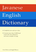 Javanese English Dictionary