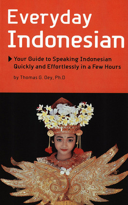 Everyday Indonesian: Your Guide to Speaking Indonesian Quickly and Effortlessly in a Few Hours