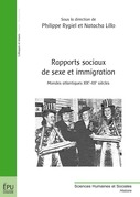 Rapports sociaux de sexe et immigration