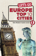 Let's Go Europe Top 10 Cities