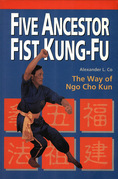 Five Ancestor Fist Kung-Fu