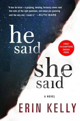 He Said/She Said First 10 Chapters Sample