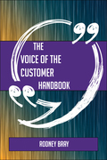 The Voice of the Customer Handbook - Everything You Need To Know About Voice of the Customer