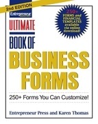 Ultimate Book of Business Forms: 250+ Forms You Can Customize