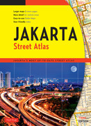 Jakarta Street Atlas Third Editon