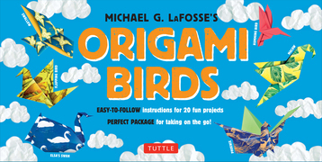 Origami Birds Kit: (Downloadable Material Included)