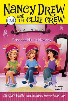 Princess Mix-up Mystery