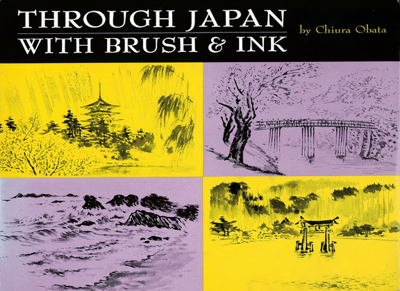 Through Japan With Brush & Ink
