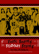 Folk Songs Hawaii Sings: A Collection of Songs from Polynesia and Asia for Piano and Voice