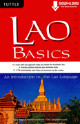 Lao Basics: An Introduction to the Lao Language (Downloadable Audio Included)