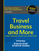 Travel Business and More: Step-by-Step Startup Guide