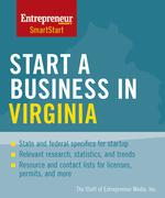 Start a Business in Virginia