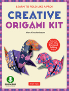 Creative Origami: Learn to Fold Like a Pro! (Downloadable Material Included)