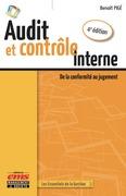 Audit et contrôle interne - 4e édition