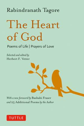 The Heart of God: Prayers of Rabindranath Tagore