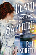 Death on the Sapphire: A Lady Frances Ffolkes Mystery