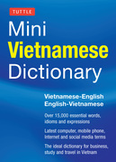 Tuttle Mini Vietnamese Dictionary: Vietnamese-English/English-Vietnamese Dictionary