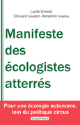 Manifeste des écologistes atterrés