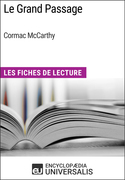 Le Grand Passage de Cormac McCarthy