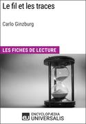 Le Fil et les traces de Carlo Ginzburg