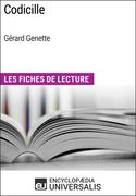 Codicille de Gérard Genette