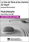 La Voix de l'âme de Jacques Bouveresse et Les chemins de l'esprit de Jean-Pierre Cometti