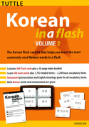 Korean in a Flash Volume 2