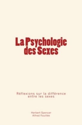 La Psychologie des Sexes
