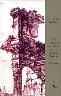 The Decline and Fall of the Roman Empire, Volume II: A.D. 395 to A.D. 1185 (A Modern Library E-Book)