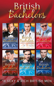 The British Bachelors Collection (Mills & Boon e-Book Collections)