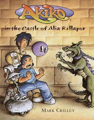 Akiko in the Castle of Alia Rellapor