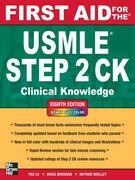 First Aid for the USMLE Step 2 CK 8/E
