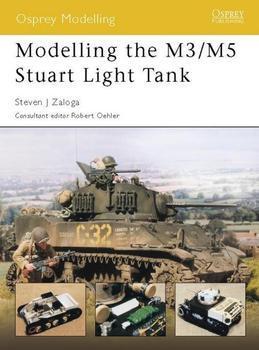 Modelling the M3/M5 Stuart Light Tank