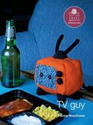 TV Guy: E-Pattern from Knitting Mochimochi