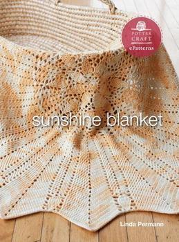 Sunshine Blanket: E-Pattern from Little Crochet