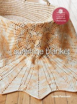 Sunshine Blanket: E-Pattern from Little Crochet